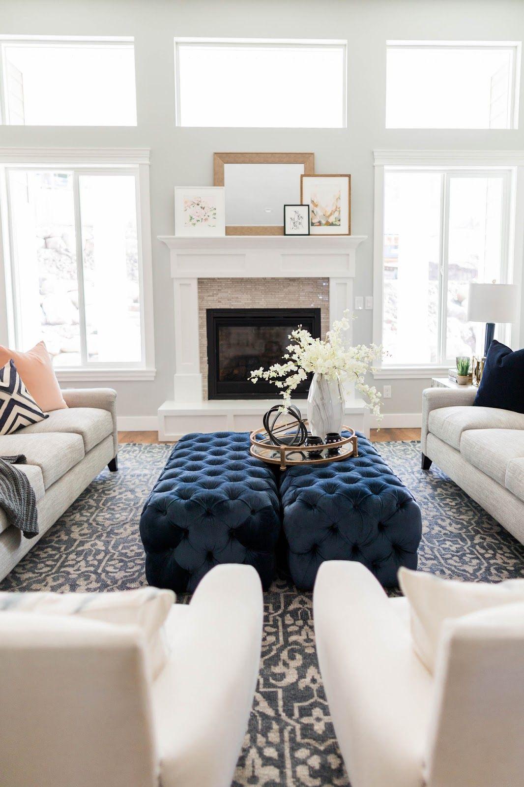 Dream Living Room Designs: Living Room Reveal, Home Living Room