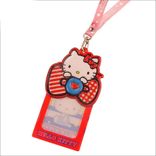 Hello Kitty Job Card ID Card Student Identification Card Bank Card - student identification card