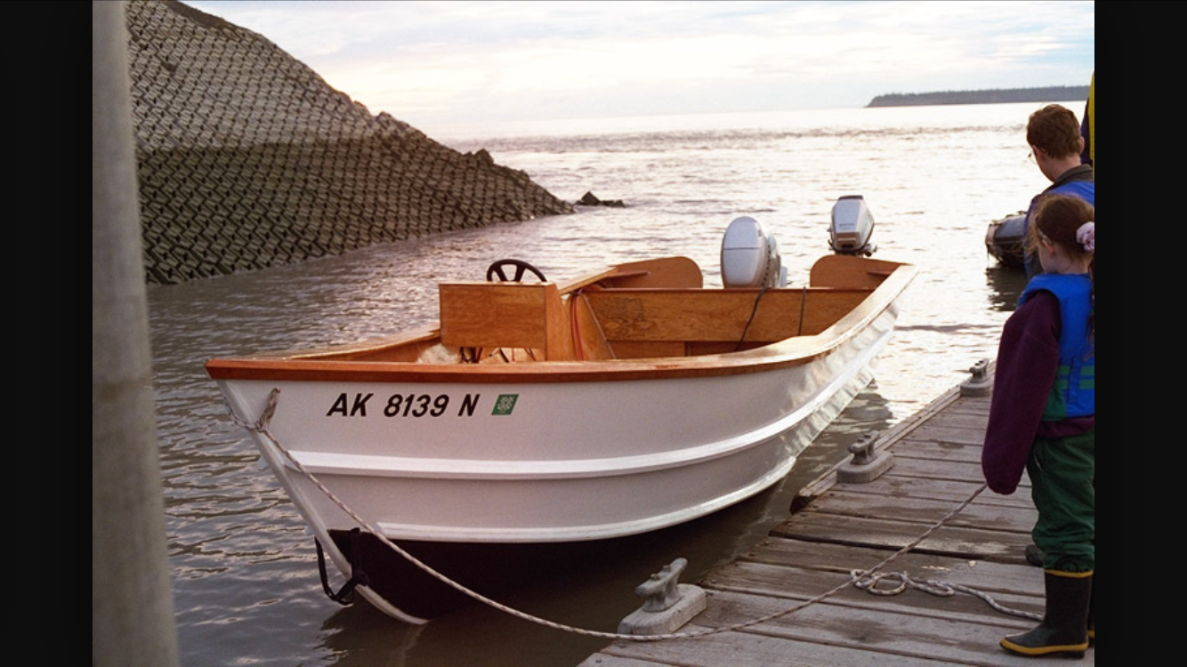 how to build a rowing skiff