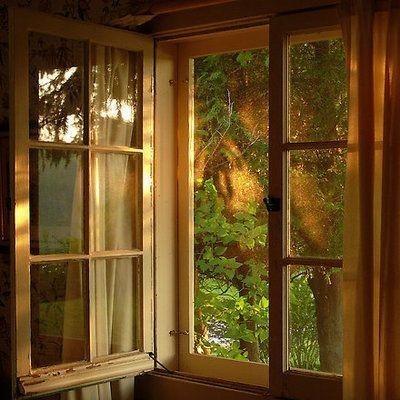 Cottagecore Tumblr Windows Through The Window Cottage
