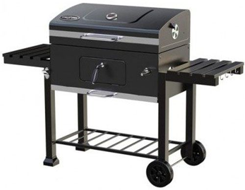 10. Kingsford 32 | Top 10 Best Charcoal Grills 2016 ...