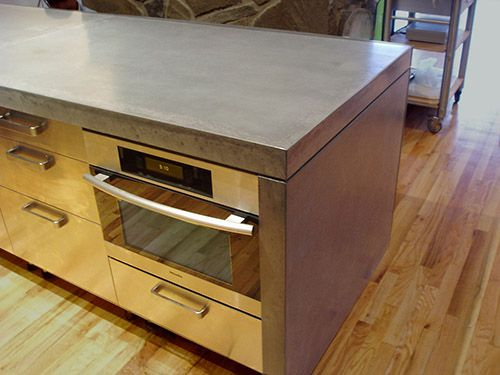 Concrete Countertop Edge Designs : 1000 Images About Trending Square Edge For Countertops On