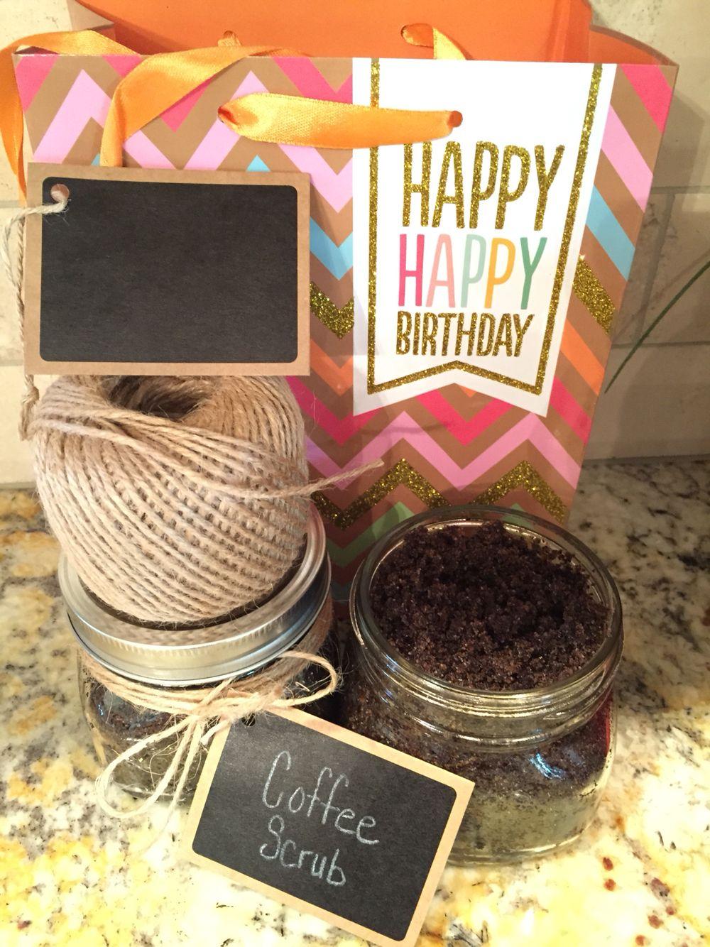 Peppermint Mocha Invigorating Coffee Scrub 12 oz Coffee