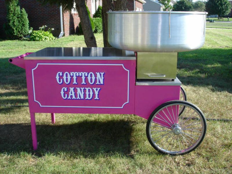 Cotton Candy Machine Cotton Candy Machine Popcorn Machine Rental Maryland Md