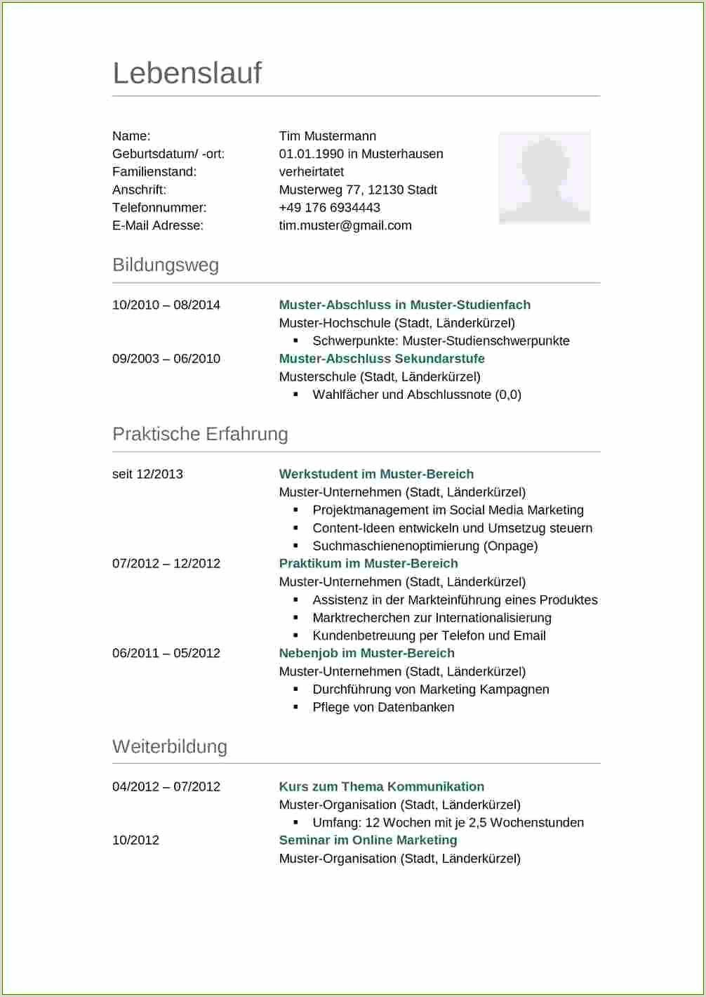 Lebenslauf Luxemburg Muster Lebenslauf Vorlagen Word Vorlagen Lebenslauf Lebenslauf