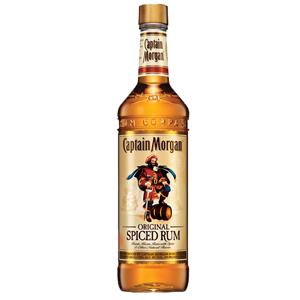 Captain Morgan Spiced Rum Rum Whiskey