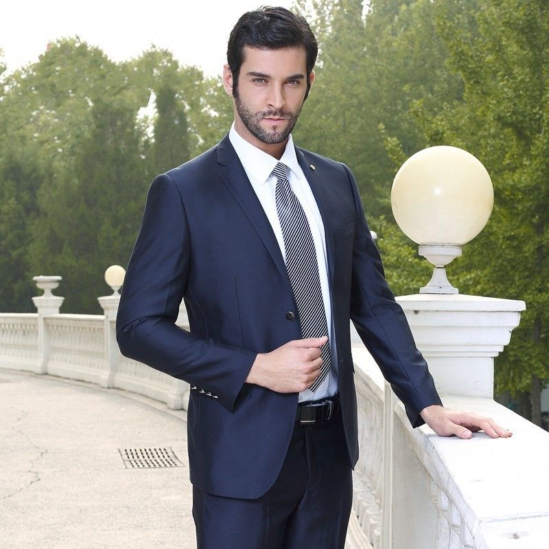 MenSuits #Groom #Formal #WeddingSuits #Tuxedo #BlazerSuits #Jacket ...