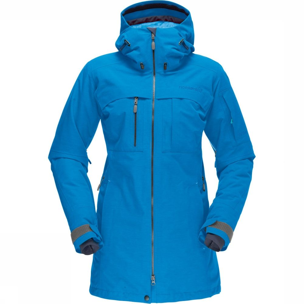 2ed5b956 Norrøna Jas Røldal Gore-Tex Insulated Dames | Bever | Stuff in 2019 ...