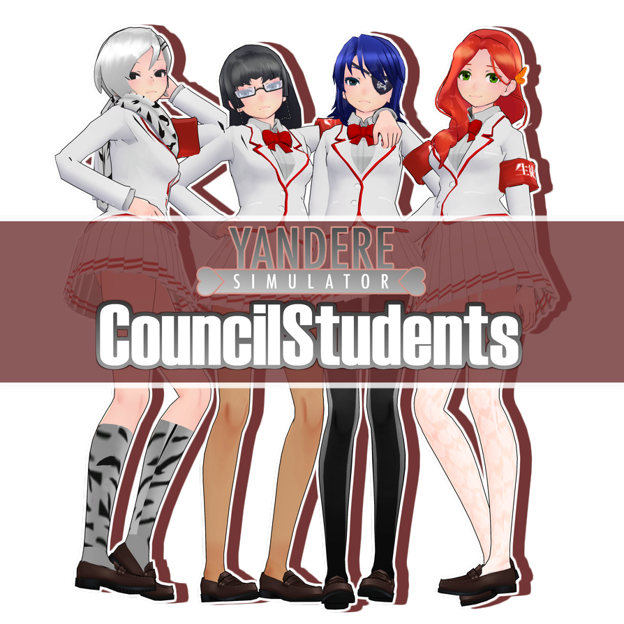 Pin On Yandere Simulator People And There Things