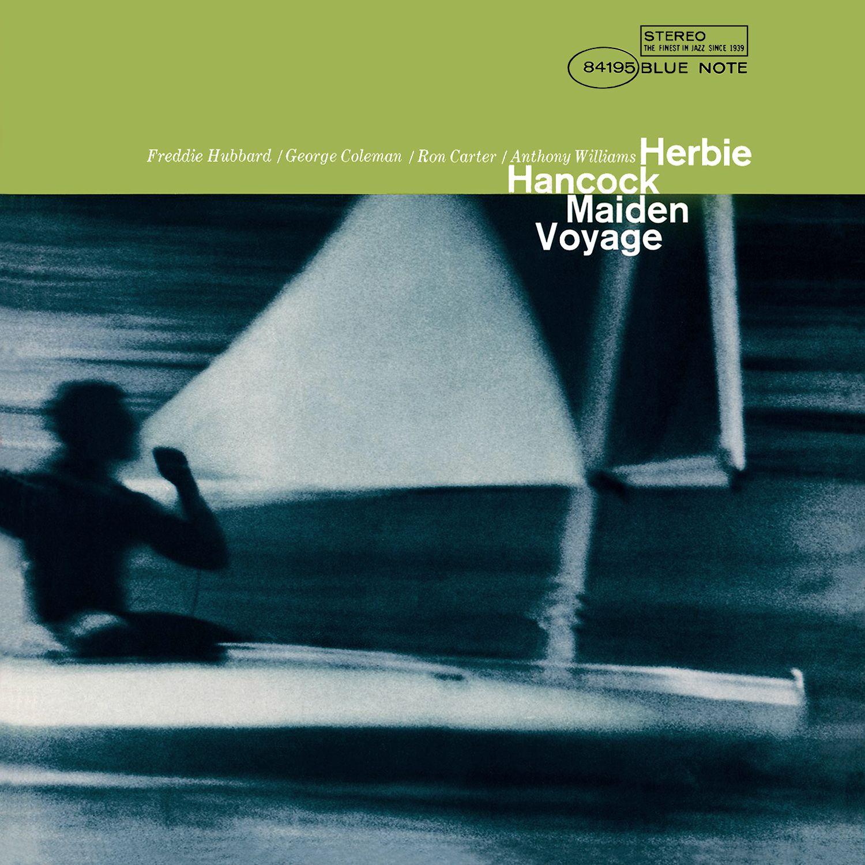 Herbie Hancock Title Maiden Voyage Year 1965 Label Blue Note Herbie Hancock Vinyl Record Album Music Albums