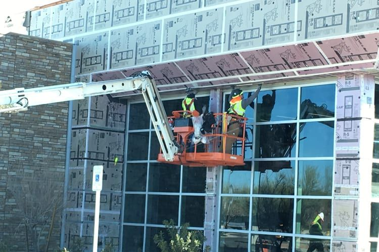 Abrazo mesa hospital on track for midyear opening a new