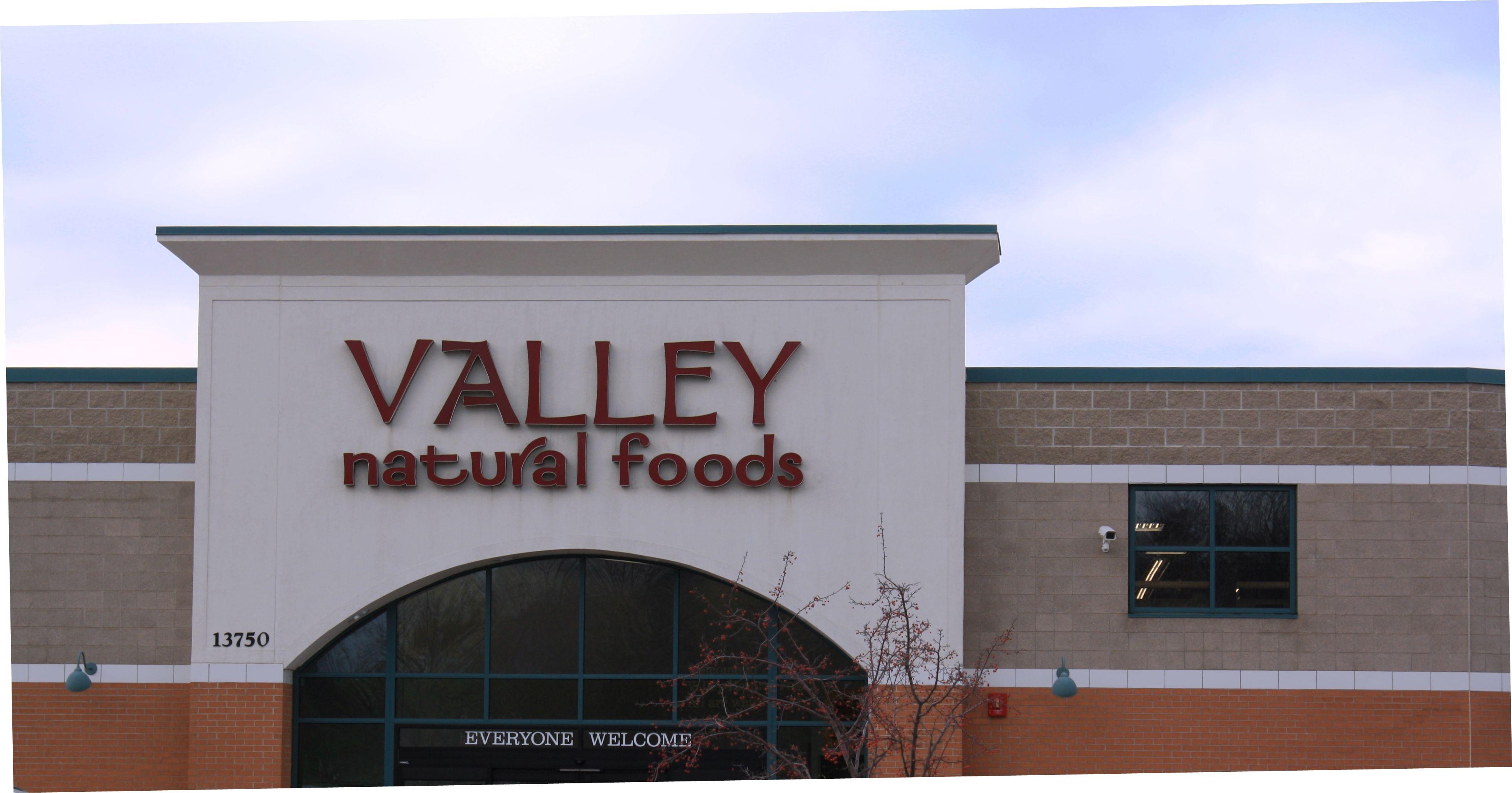 Valley Natural Foods. Burnsville's own coop. 13750 Co Rd