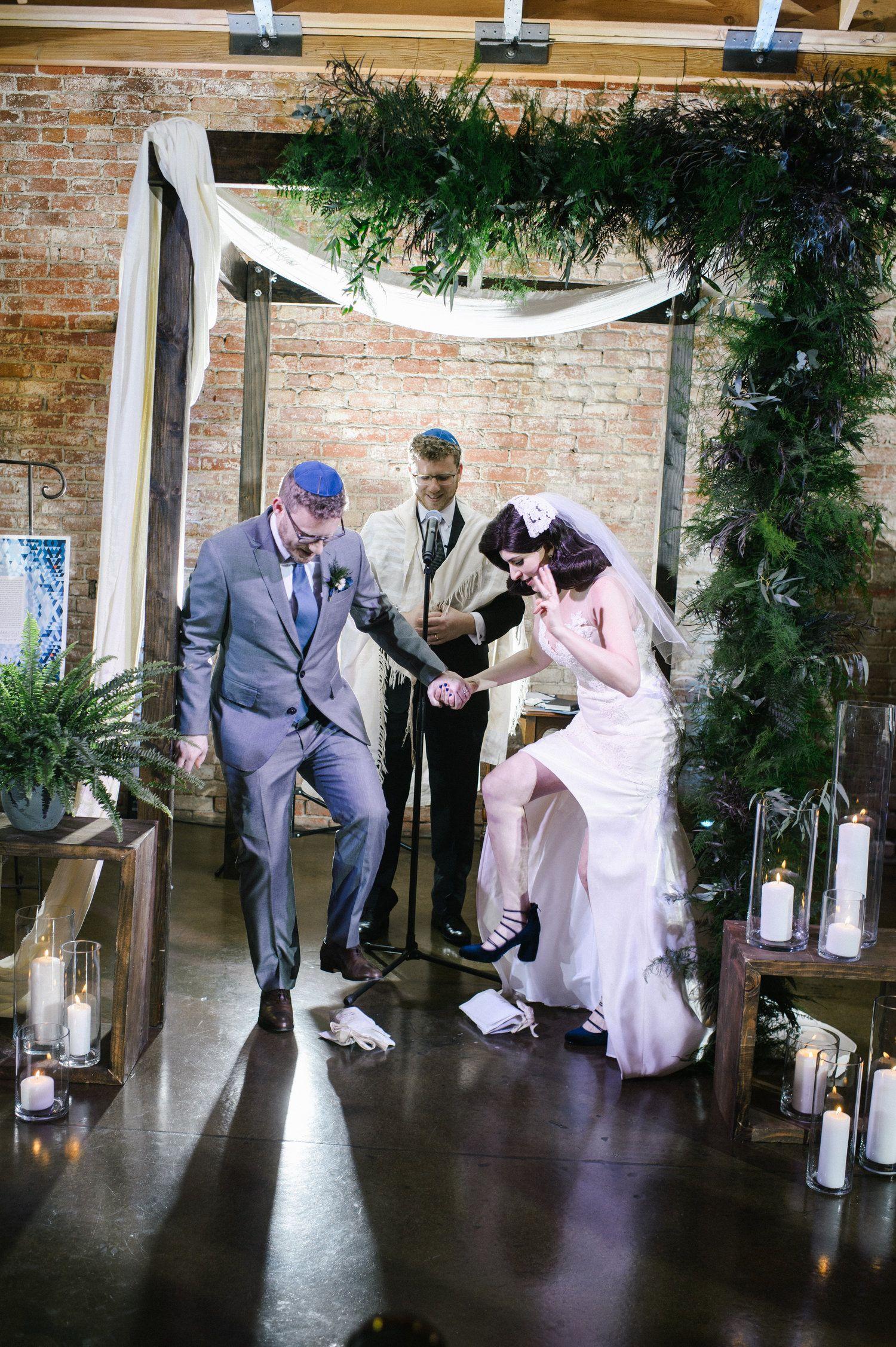 A Modern Jewish Wedding Ceremony Guide Rituals, History