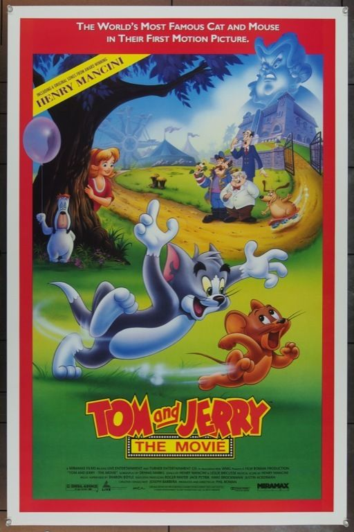 Tom And Jerry Full Movies