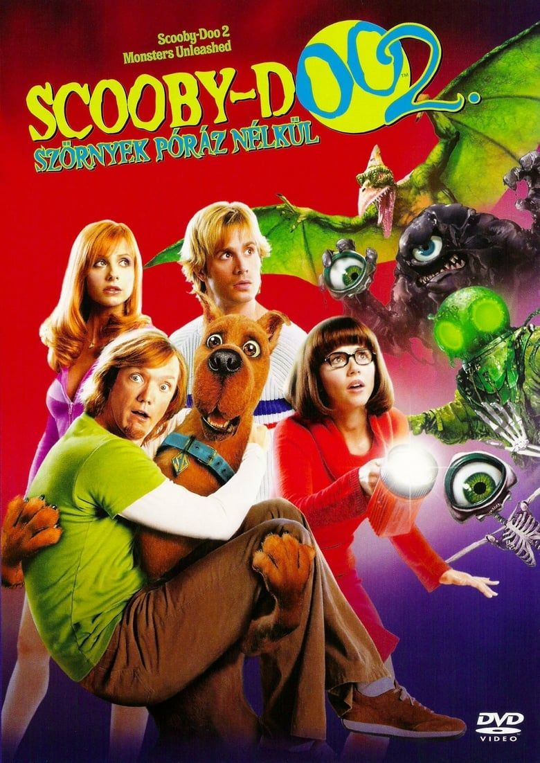 Scooby Doo 2 Monsters Unleashed Streaming Fr Hd Gratuit Francais Complet Scooby Doo2 Monstersunleashed Completa Peliculacompleta Pelicula