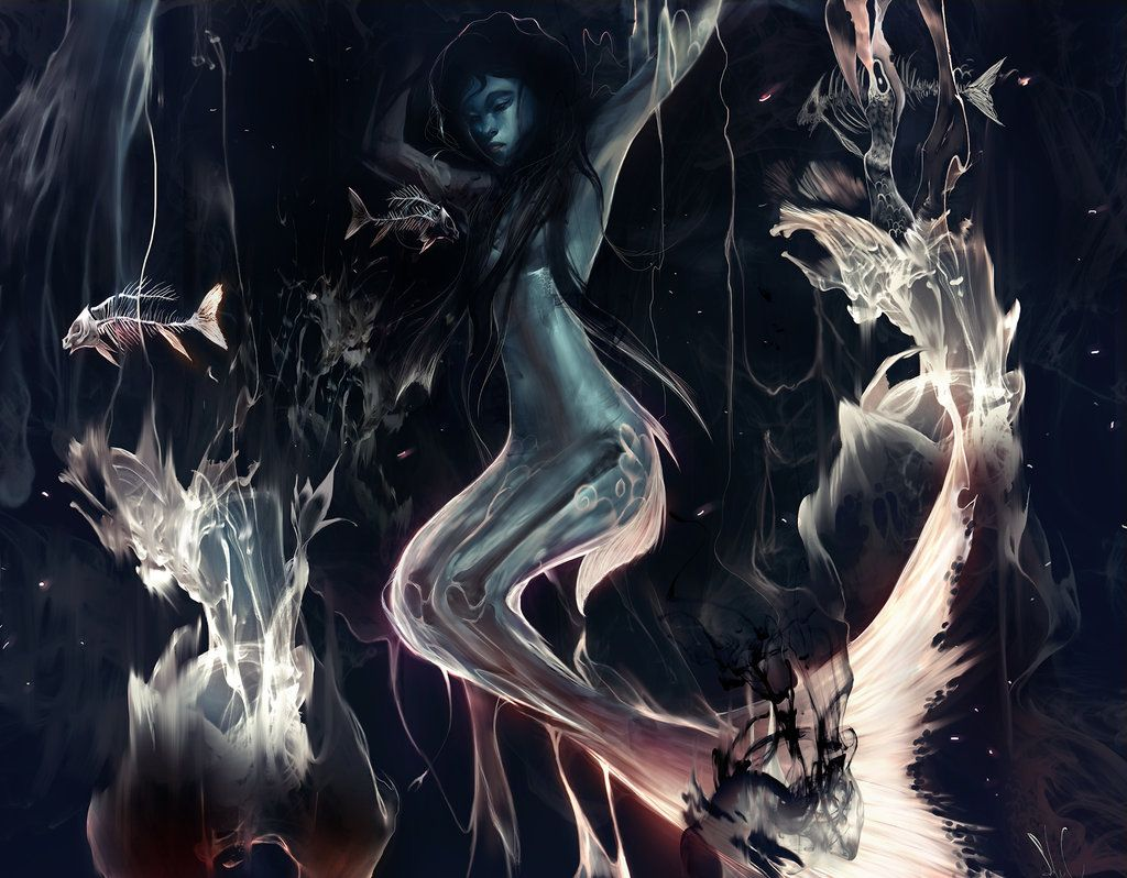 Drowning Dreams by ~Lappisch on deviantART