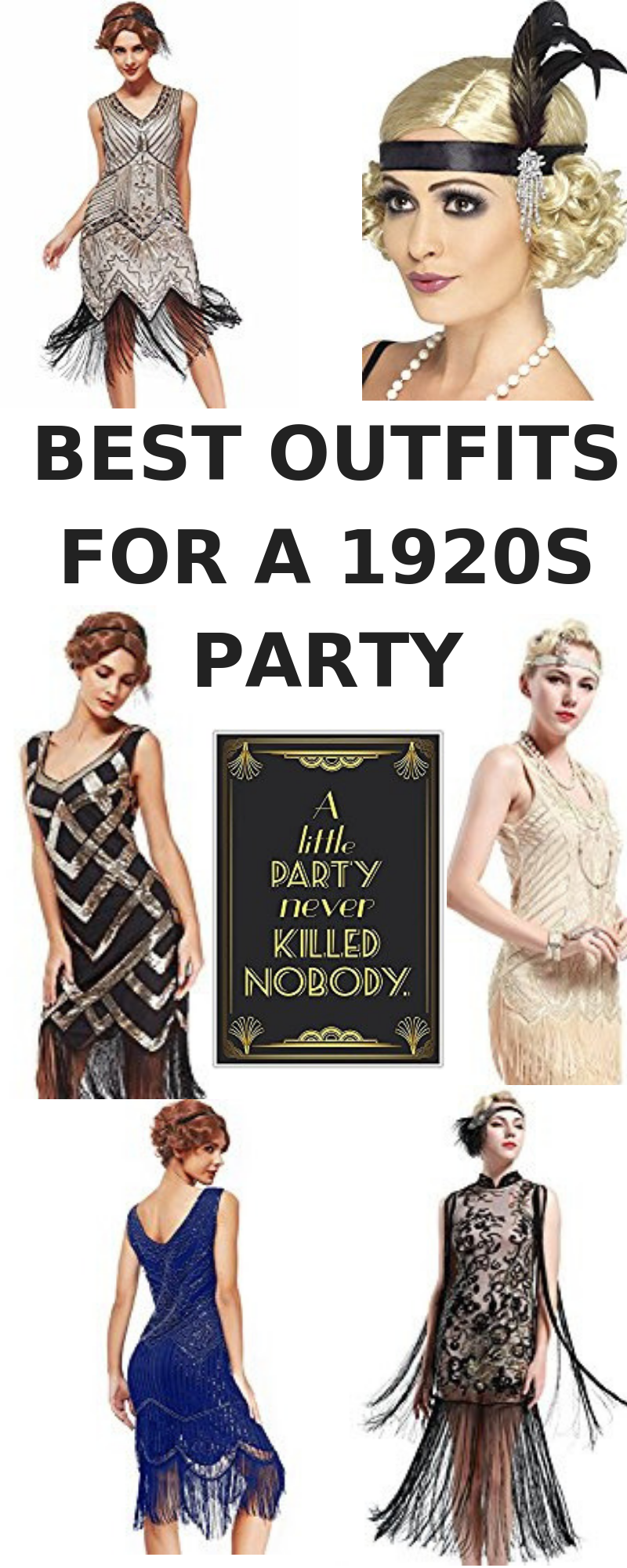 1920s Style Party What To Wear My Cup Of Retro Gatsby Party Dress Party Fashion 1920s Outfits [ 2000 x 800 Pixel ]