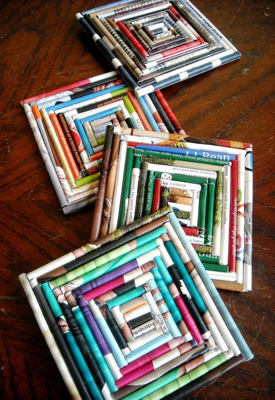 32 Genius Things To Make With Your Old Magazines Old Magazine