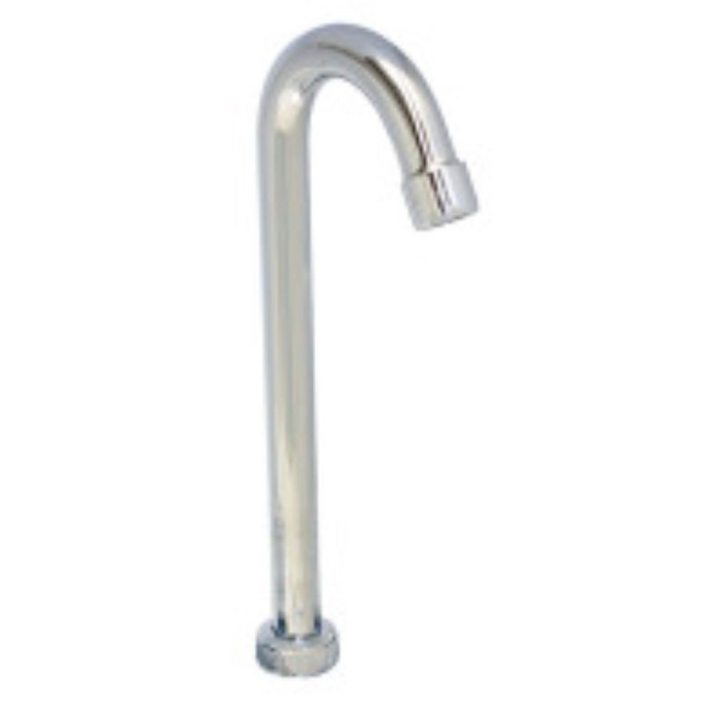 Replacement bar spout for faucets dual handle before after