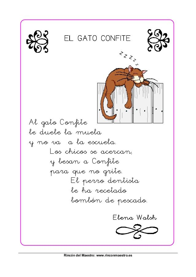 Poemas Sobre Gatos Cortos Buscar Con Google De Todo Un Poco