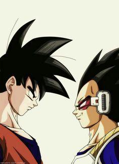 Goku Vs Vegeta Dragon Ball Artwork Dragon Ball Goku Goku Face