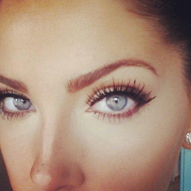 Eyes {natural makeup}