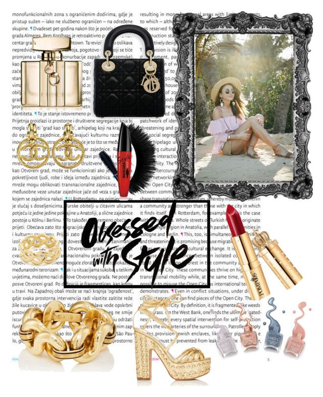 """""""Obsessed with Style"""" by magic-mia on Polyvore featuring beauty, Oris, Gucci, Soave Oro and Alchimia Di Ballin"""
