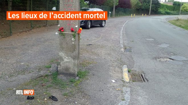 Un jeune de 16 ans se tue en scooter à Charleroi: l'état de la route pointé du doigt