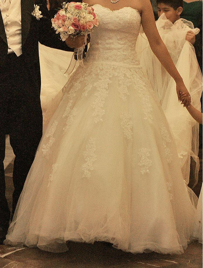 Nuevo vestido publicado! Novias de España mod. Berenice ¡por sólo ...
