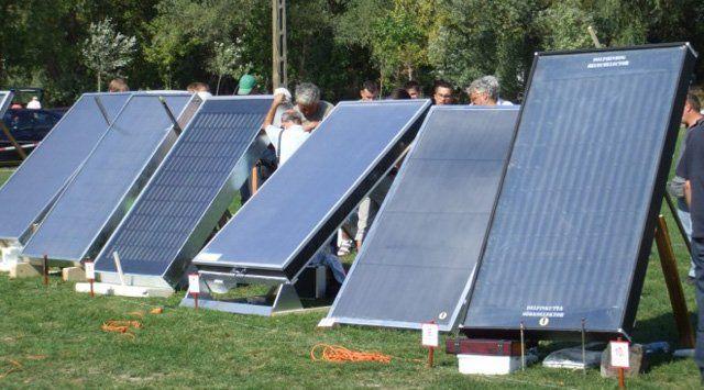 Fabriquer un capteur solaire à air pour préchauffer une maison