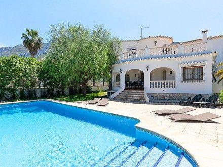 Ferienhaus (Villa) Molina für 11 Personen Ferienwohnung