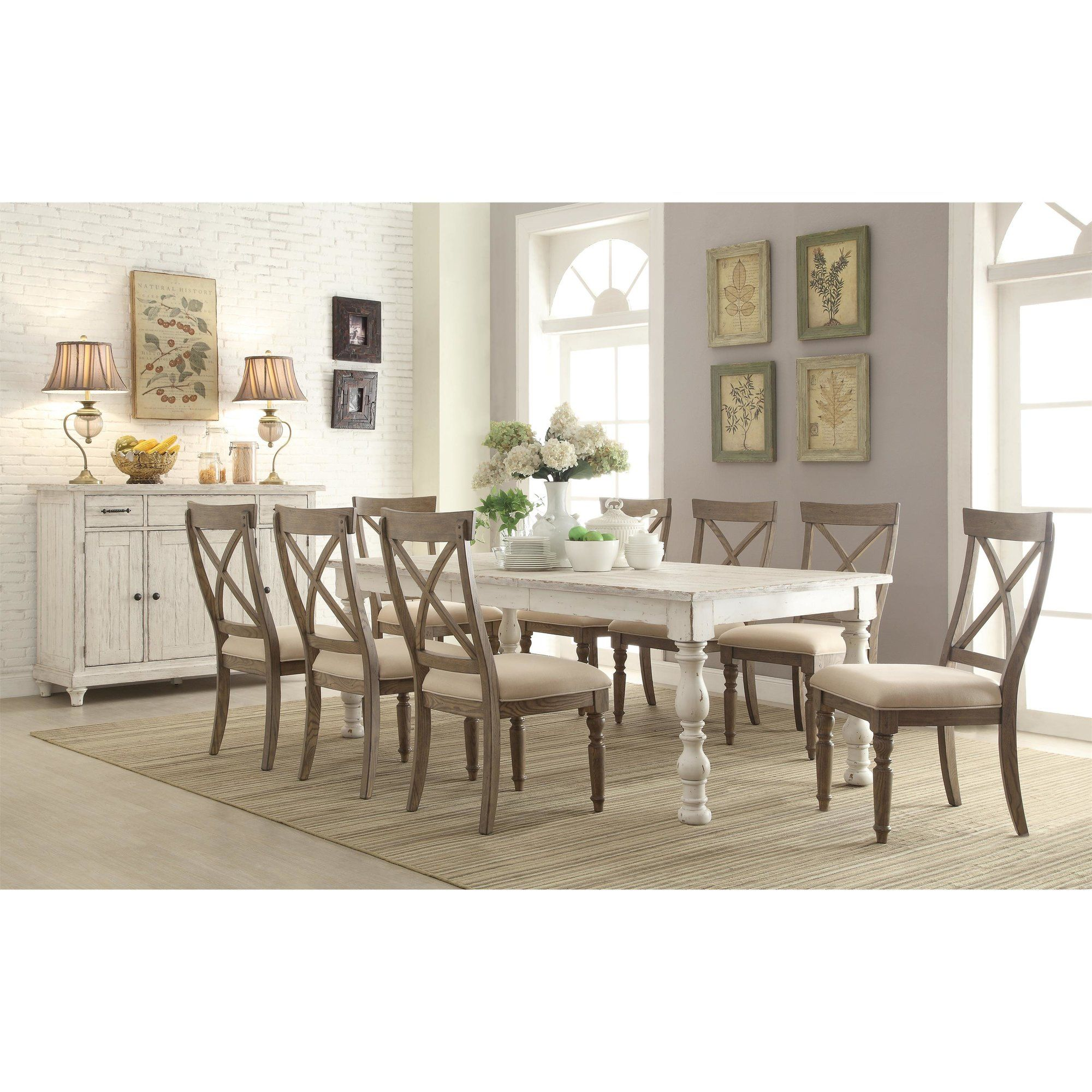 Turenne extendable dining table