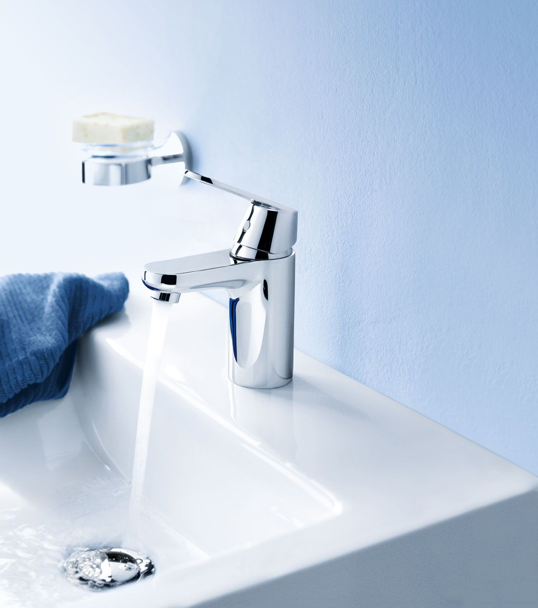 Grohe bathroom accessories - Grohe Eurosmart Cosmopolitan Bathroom Faucet