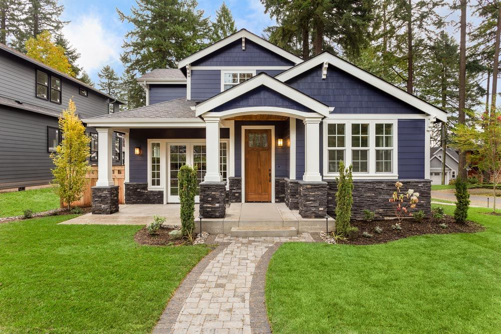 Average Cost To Paint A 1500 Square Foot House Exterior In 2020