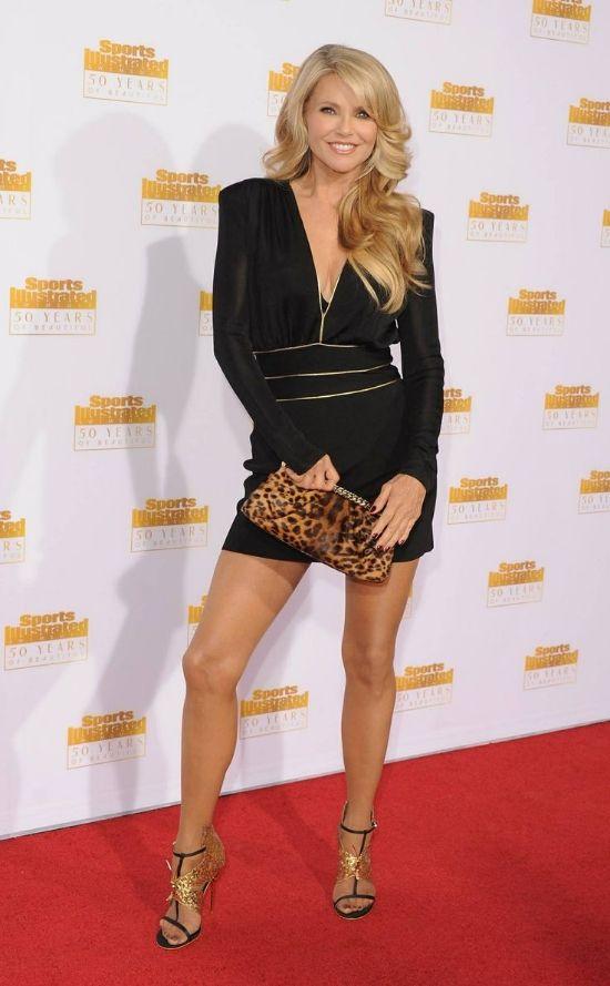 Wellness Wednesday: Celebrity Fitspiration Christie Brinkley