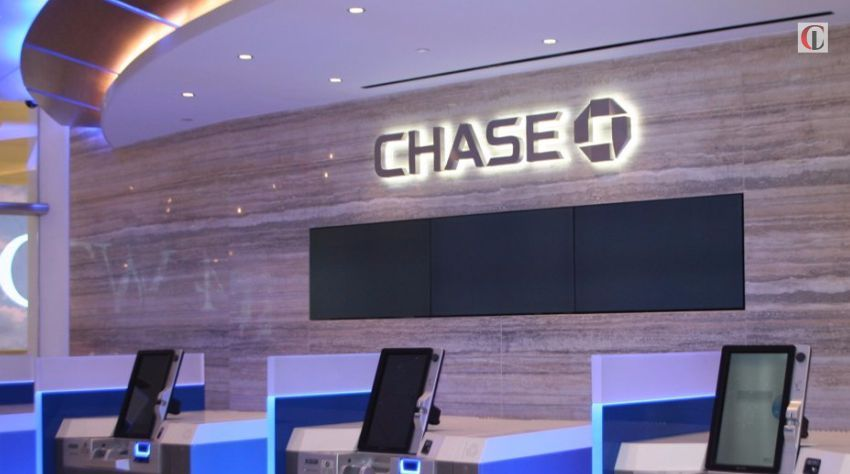 Chase has allowed cardless transactions in all