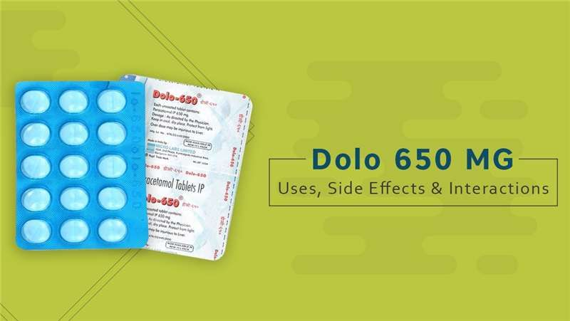 DOLO 650MG - Overview Price Side Effects Reviews FAQ ...