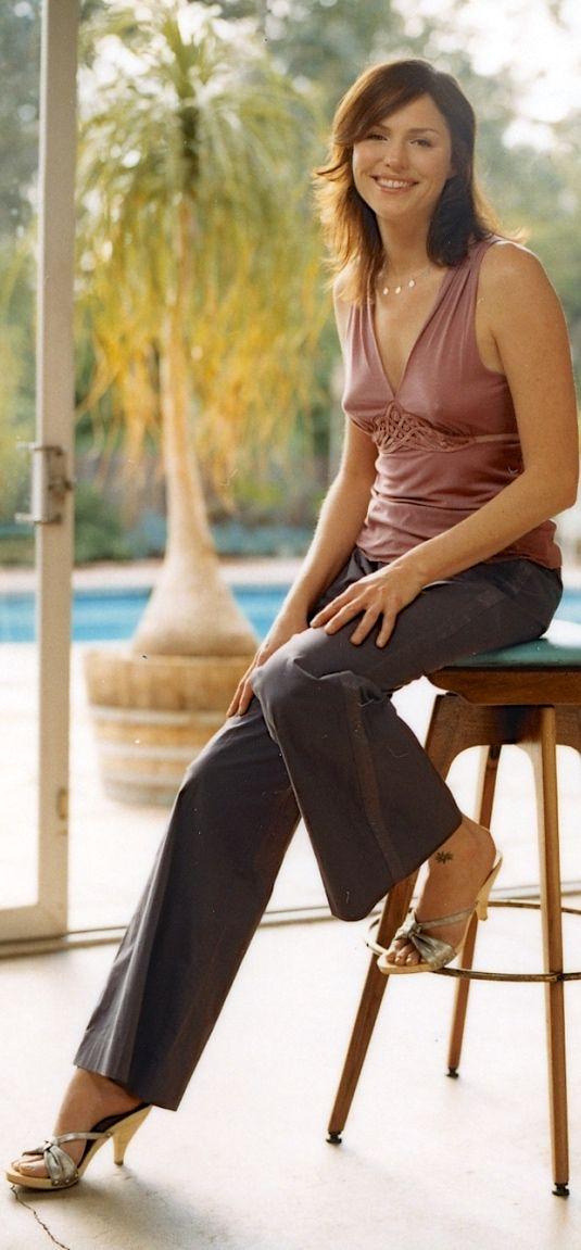 Jorja Fox As Sara Sidle Csi Las Vegas Celebs Girls In Love Favorite Celebrities