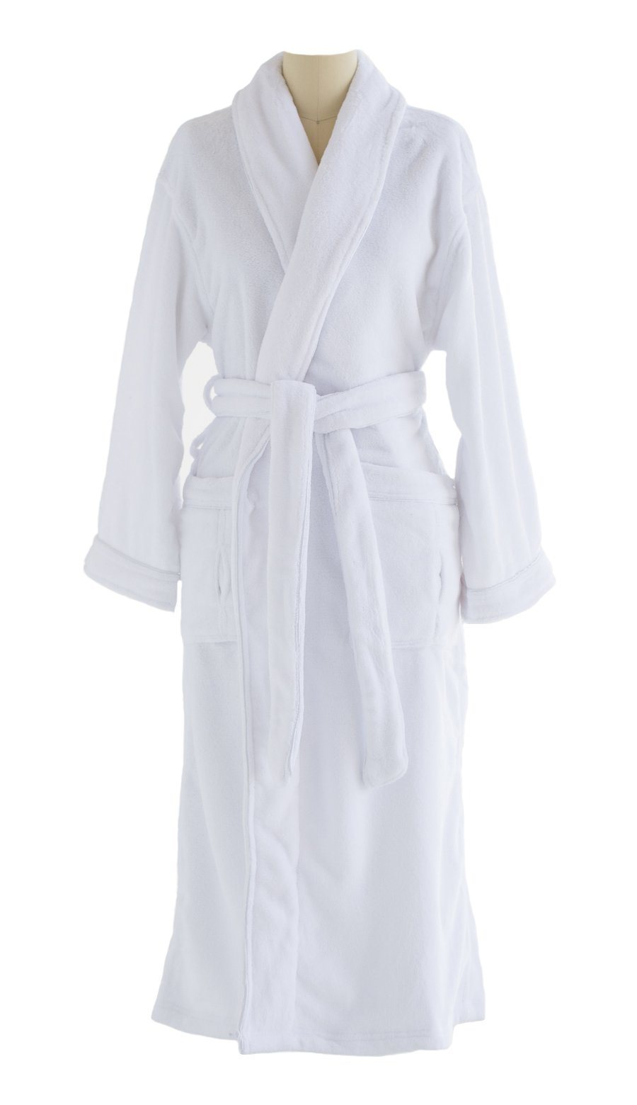 5bf68e6368 Unisex Monogrammed Bathrobes Nothing beats enjoying a relaxing weekend  getaway in a plush spa robe from