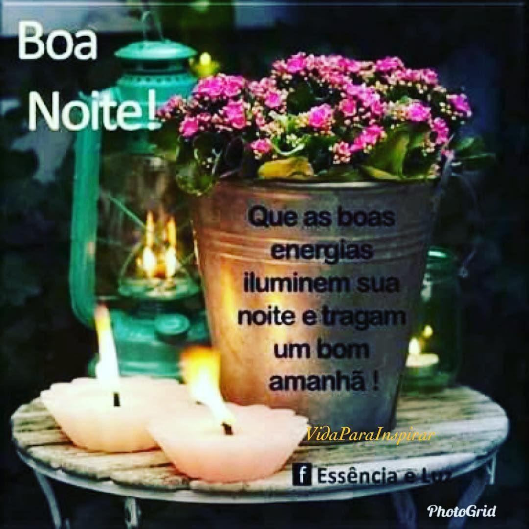 Que Sua Noite Seja Iluminada De Boas Energias