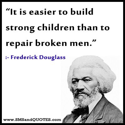 Frederick Douglass Quotes Frederick Douglass Quotes On Educationquotesgram Via Relatably