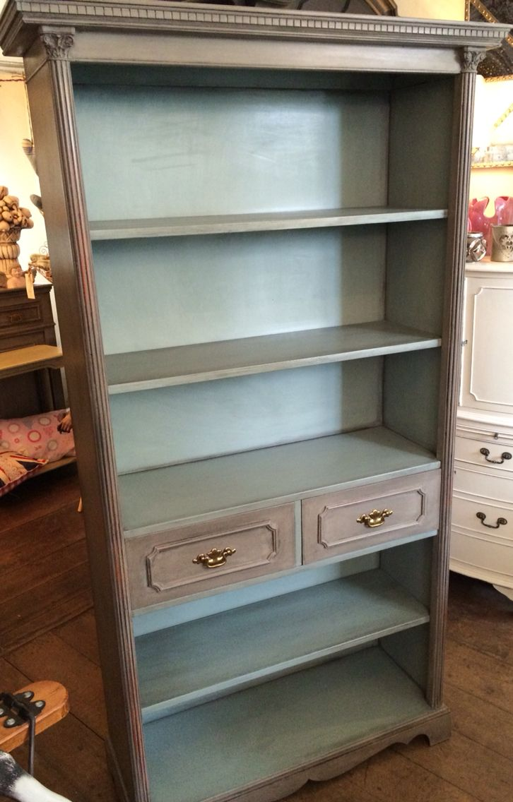 Annie Sloans French linen , duck egg blue and black wax £229 ...