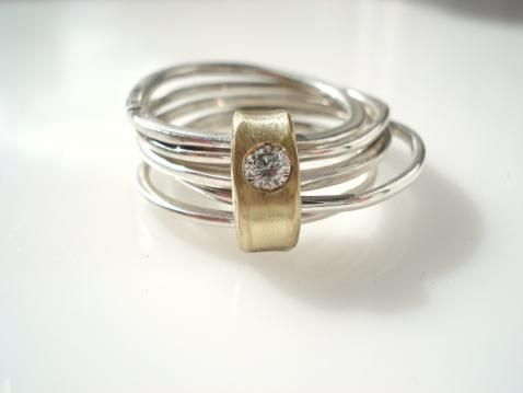 Catherine Tutt Jewellery #rings