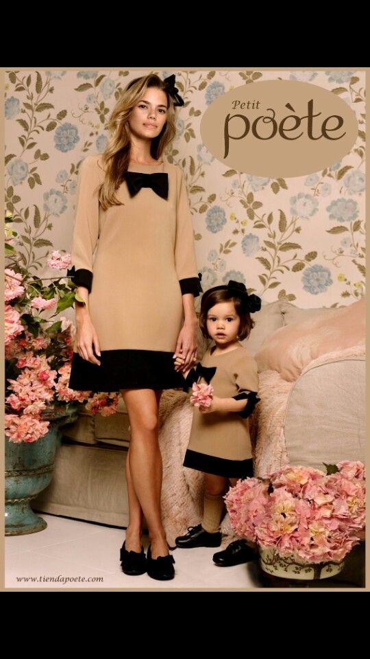 Moda madre e hija iguales