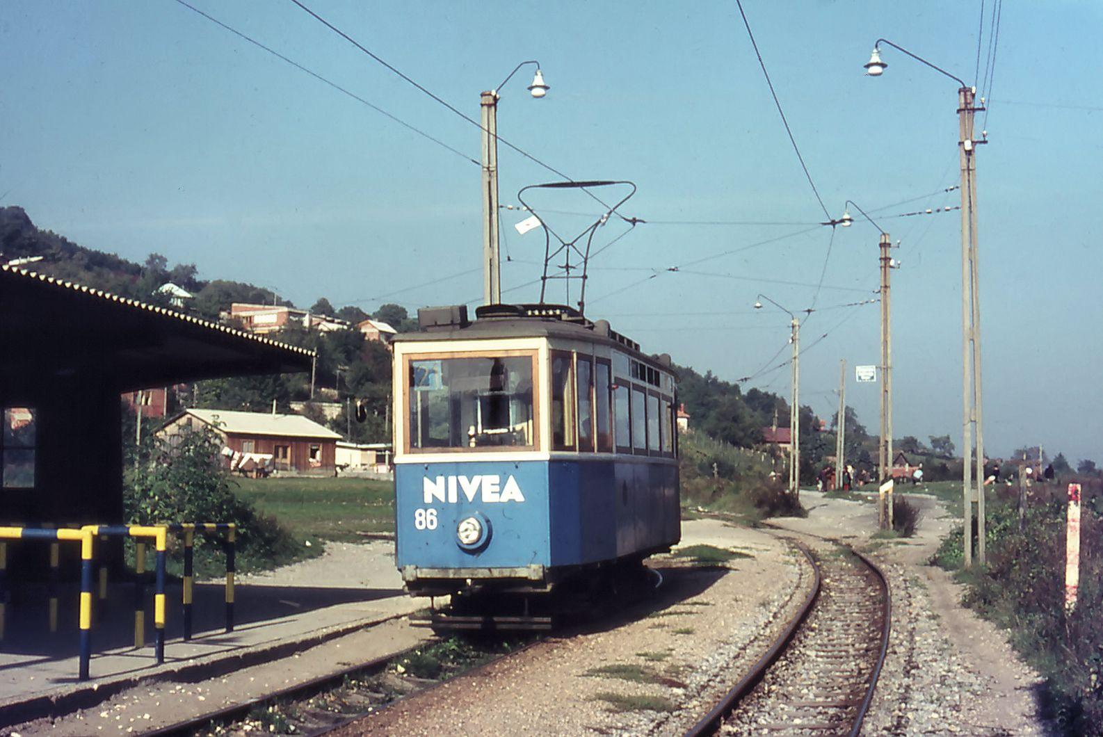Treska Broj 21 Na Okretistu Dolje 1968 Godine Zagrebfacts Zagreb Zg Agram Dolje Gracani Sljeme Podsljeme Medvednica Zagreb Zagreb Croatia Croatia