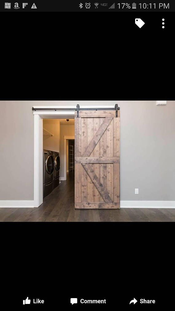 Medida puertas de granero para la venta. Necesitamos saber tus ...