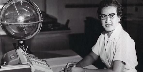 La fortuna è una combinazione di capacità e opportunità. Katherine Johnson la matematica che calcolò la traiettoria per il volo spaziale di Alan Shepard, primo americano nello spazio, e nel 1969, quella dell'Apollo 11 in volo per la luna