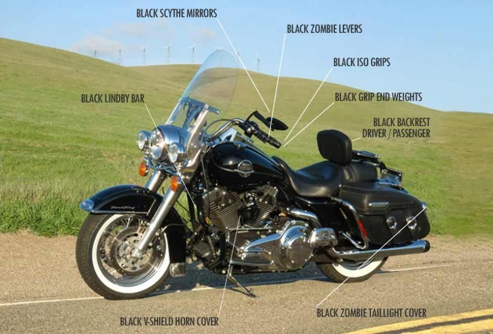 Blackout | Motorcycles and stuff | Pinterest