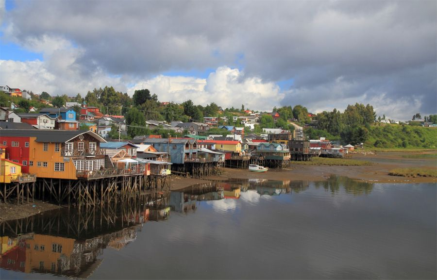 Chiloe Island - Chile | Islands | Pinterest | Islands, Chile and ...