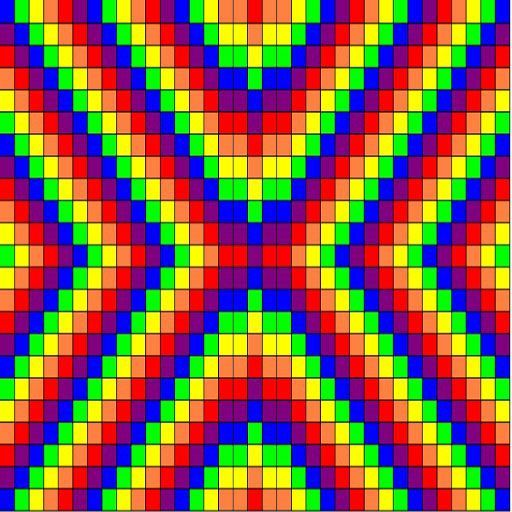 image result for grid colouring